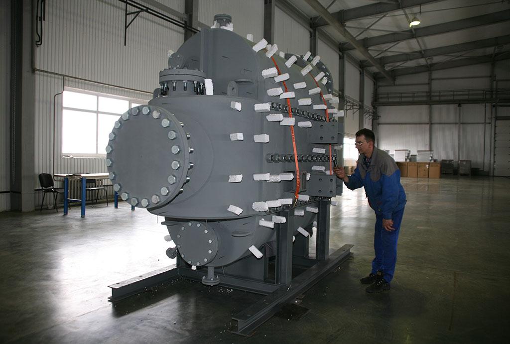 Завод теплообменников принцип работы теплообменник водоводяной
